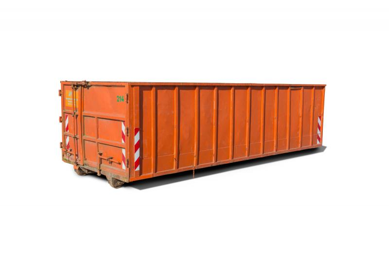 Container 20 m3 open